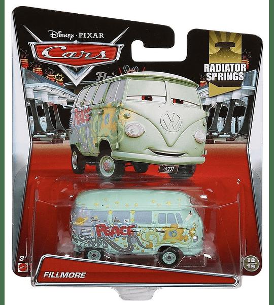 Cars - Vehiculo de Fillmore