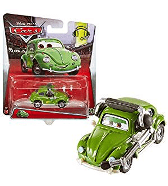 Cars - Vehiculo de Cruz Besouro
