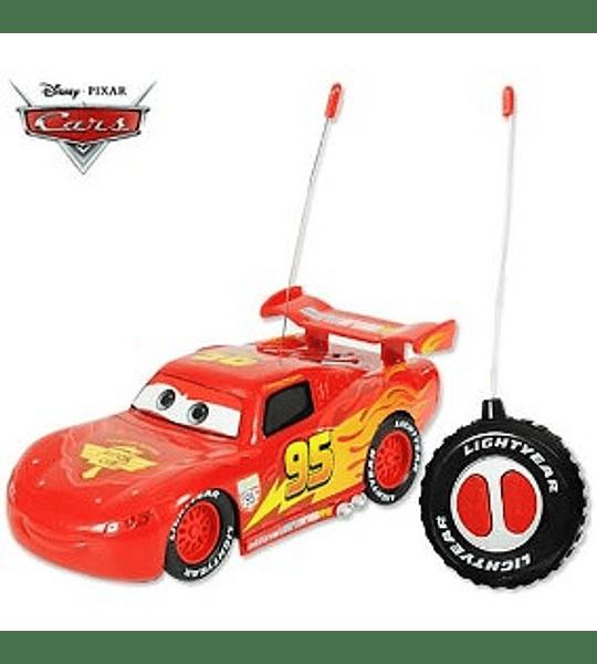 Cars - Rc Mcqueen Control Remoto (Disney Pixar)
