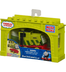 Thomas & Friends Scruff  Mega Bloks