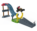 Mickey - Pista salto acrobático Fisher-Price