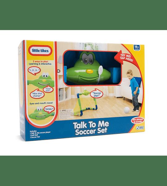 Hablame arco de Futbol Little Tikes