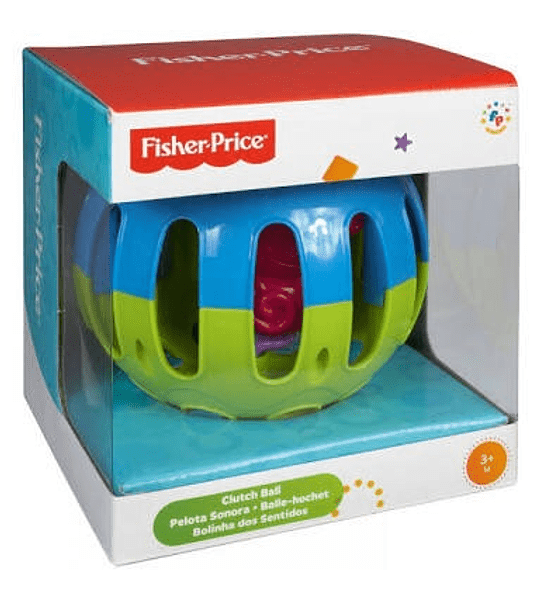 Pelota Sonora Fisher-Price