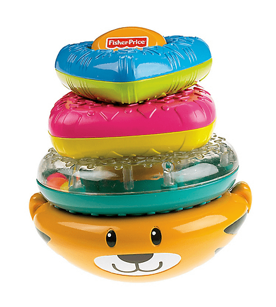 Fisher-Price Tigre Piramide