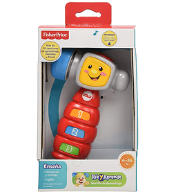 Fisher-Price Martillo de Aprendizaje Ríe y Aprende