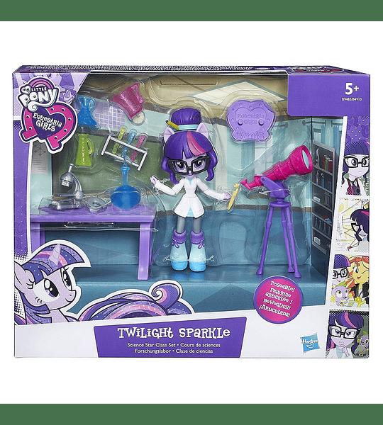 My Little Pony Equestria Mini Twilight Accesorios (Hasbro)