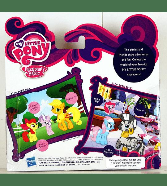 My Little Pony La amistad es mágica Conjunto de amigos famosos
