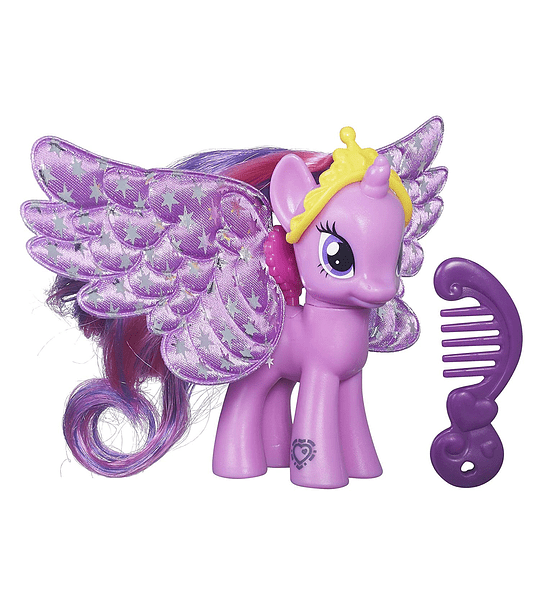 My Little Pony Princesa Twilight Sparkle