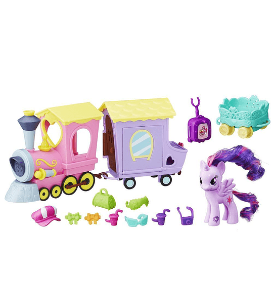 My Little Pony Kids Tren expreso de la amistad