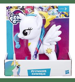 "My Little Pony Muñeca Pony con Accesorios, Princesa Celestia de 8"""