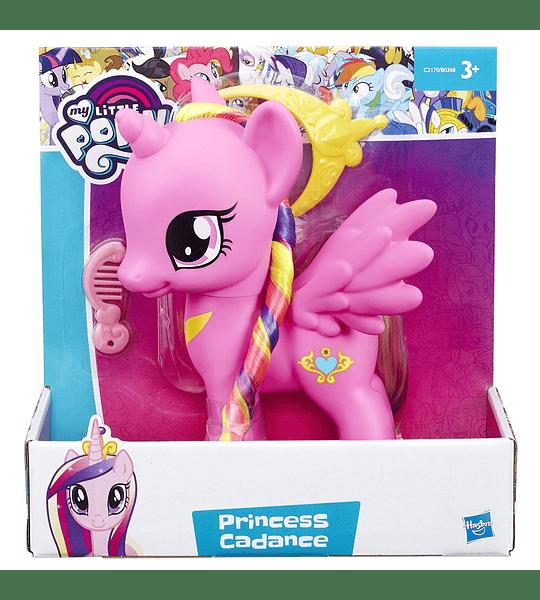 """My Little Pony Muñeca Pony con Accesorios, Princesa Cadance de 8"""""""