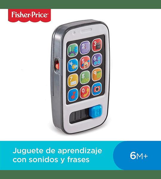Mi primer teléfono descubrimiento Fisher Price