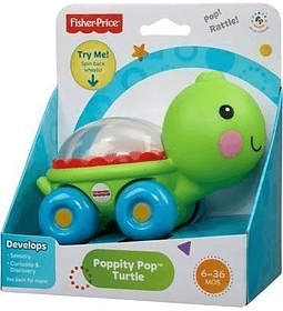 Tortuga Pelotitas Divertidas Fisher Price