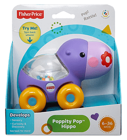 Hipopótamo Pelotitas Divertidas Fisher Price