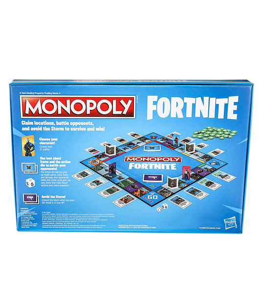 Monopoly Fortnite (Hasbro)