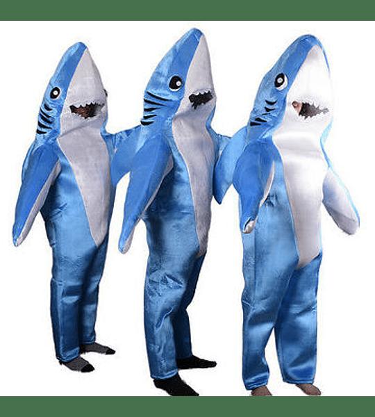 Disfraz de Tiburon