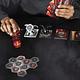 Bakugan, Darkus Cyndeous & Aurelus Trox, tarjetas coleccionables y criaturas de transformación