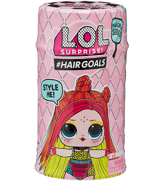 Hairgoals L.o.l 15 Surprises
