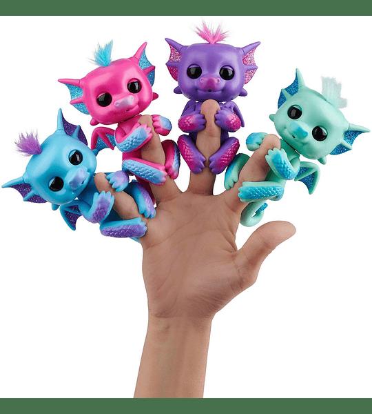 Fingerlings Kaylin Dragón interactivo