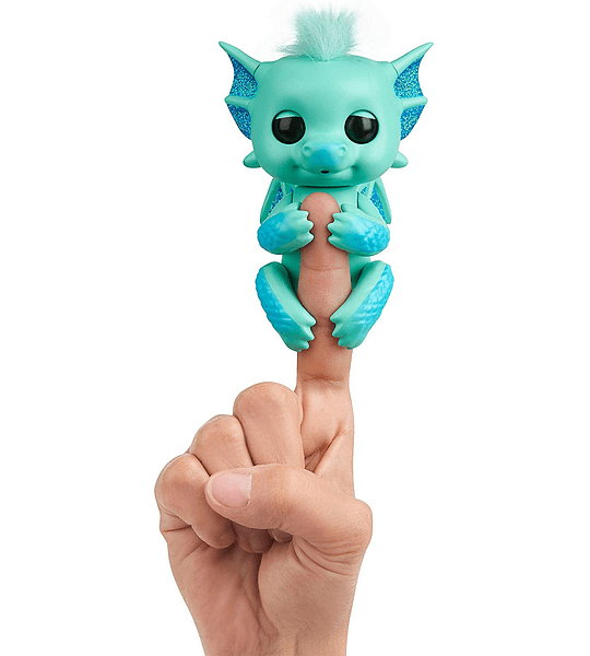 Fingerlings Noa Dragón interactivo