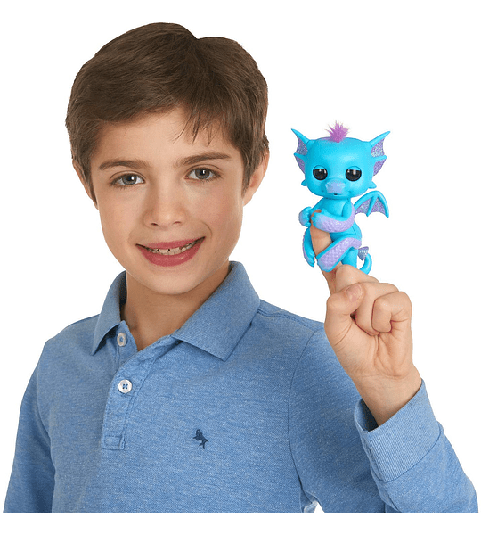 Fingerlings Tara Dragón interactivo