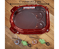 Beyblade Rail Rush Bey Battle Set