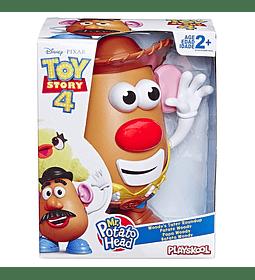 Señor Cara de Papa Woody Toy Story 4  Playskool