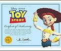Jessie - La Vaquerita que canta de Toy Story - Auténtica