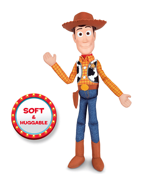 Woody -  Toy Story 4