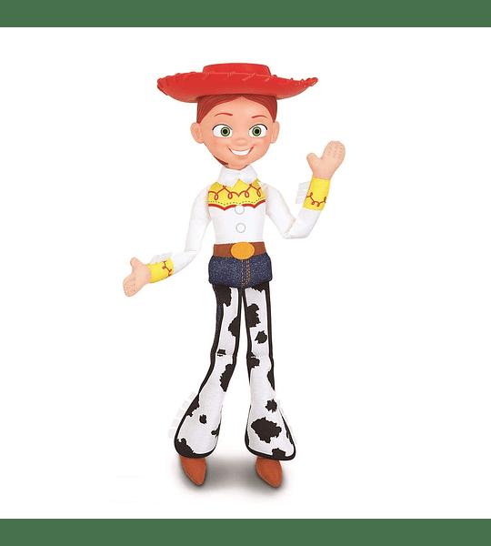 Jessie la vaquera, suave - 35cm de altura Toy Story 4