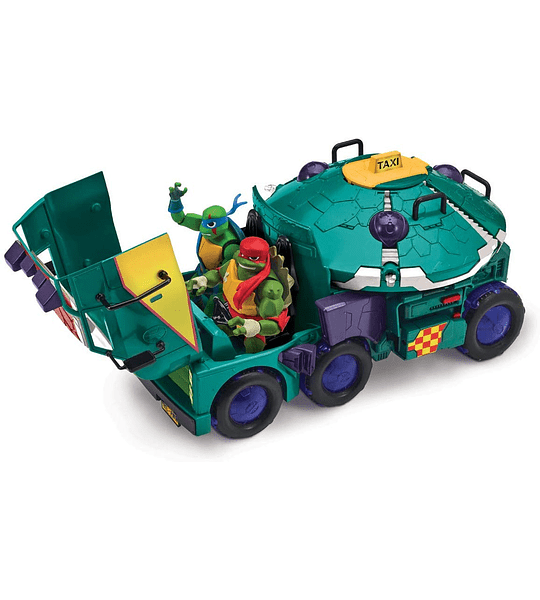 Tortugas Ninja Teenage Mutant