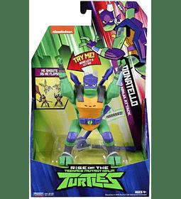 Tortuga Ninjas Donatello - The Rise Deluxe Figuras de acción