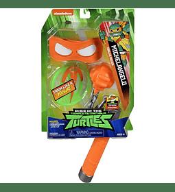 Tortugas Ninjas Miguel Angel mutantes adolescentes