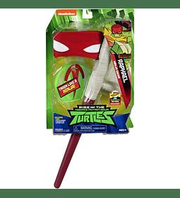 Tortuga Ninja Rafael