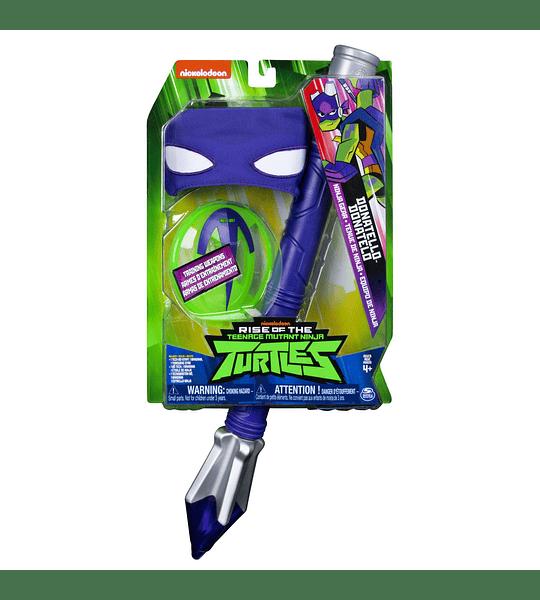 Tortuga Ninja Donatello