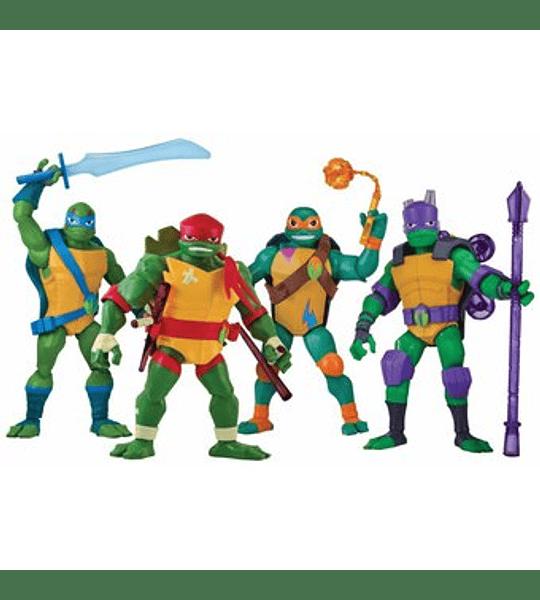 Tortuga Ninja Rafael 28 cm
