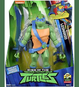 Tortuga Ninja Leonardo 28 cm