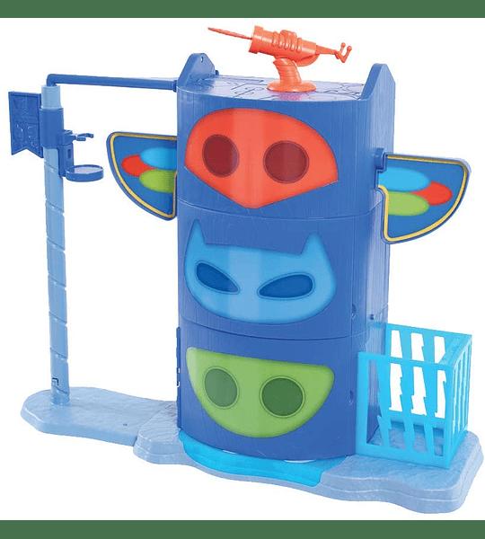 PJ Masks Lavoratorio 3 pisos