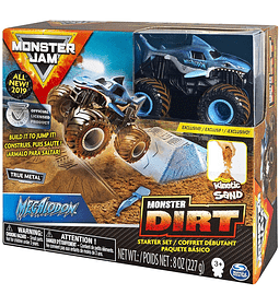 Monster Jam -  Set de Arena Kinetica
