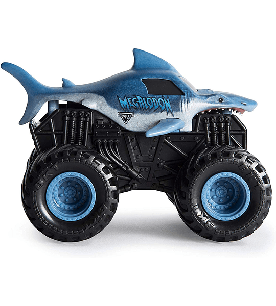 Monster Jam -  Set de Arena Kinetica