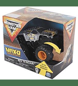 Monster Jam Max-d Rev 'n Roar Spin Master