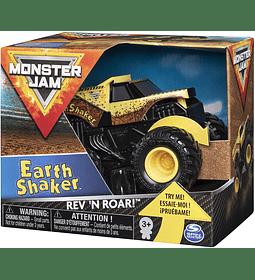 Monster Jam Earth Shaker Rev 'n Roar Spin Master