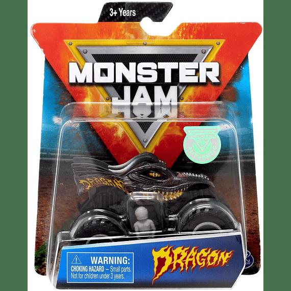 Monster Jam Dragon - Escala 1:64