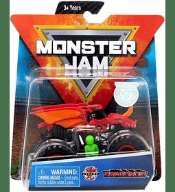 Monster Jam Dragonoid 1:64 con figura