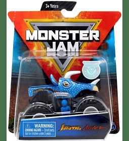 Monster Jam 1:64 Scale Jurassic Attack - Figura de ataque