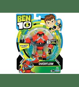 Ben 10 - Overflow Figuras de acción