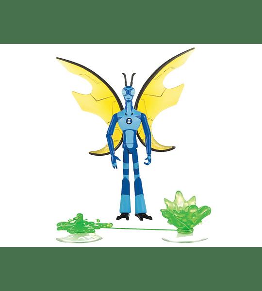 Ben 10 – Stinkfly  Figuras de acción