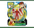 Ben 10 - Heatblast Figuras de acción