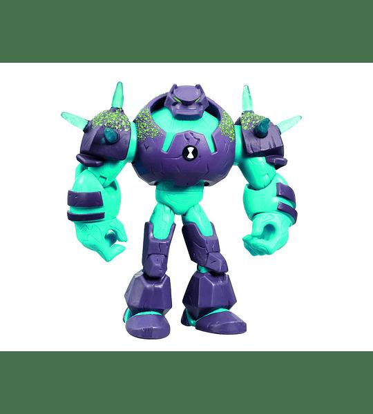 Ben 10  -  Shock Rock Figuras de acción