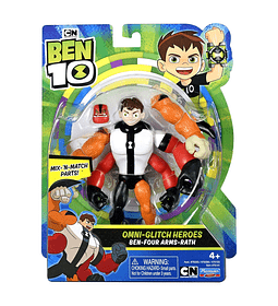 Ben 10 - Four Arms-Rath